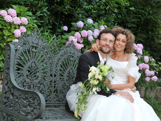 Il matrimonio di Isabella e Luca a Montecarlo, Lucca 32