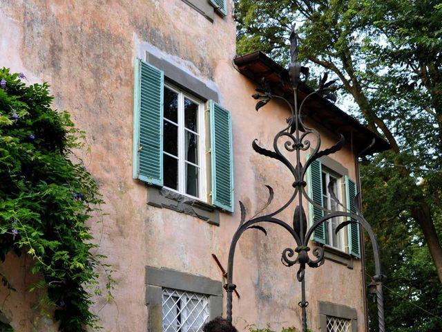 Il matrimonio di Isabella e Luca a Montecarlo, Lucca 34