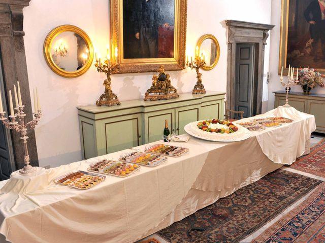 Il matrimonio di Isabella e Luca a Montecarlo, Lucca 35