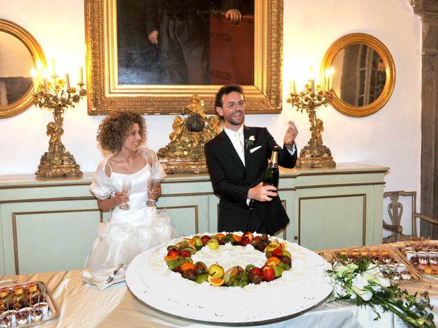 Il matrimonio di Isabella e Luca a Montecarlo, Lucca 38