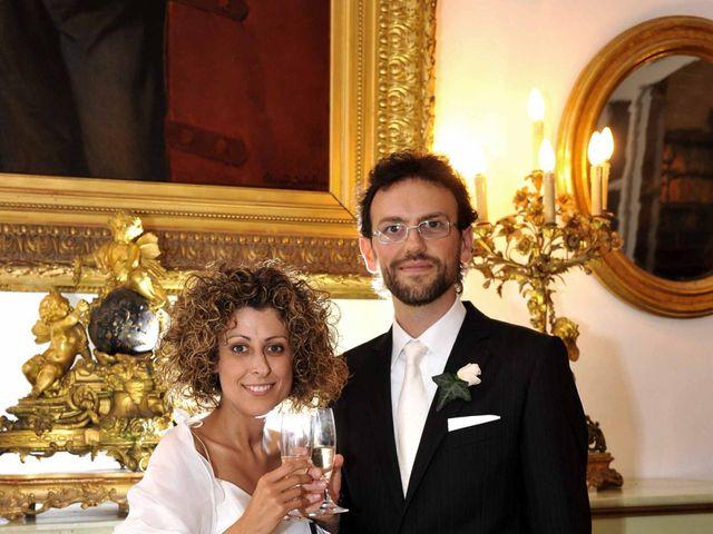 Il matrimonio di Isabella e Luca a Montecarlo, Lucca 39