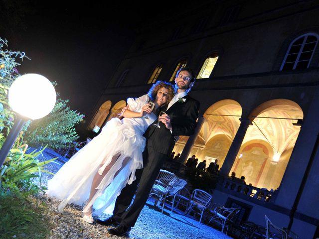 Il matrimonio di Isabella e Luca a Montecarlo, Lucca 1