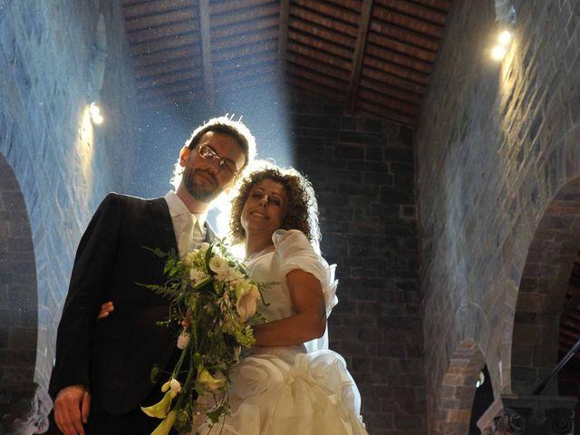 Il matrimonio di Isabella e Luca a Montecarlo, Lucca 41