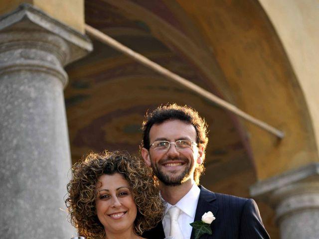 Il matrimonio di Isabella e Luca a Montecarlo, Lucca 45