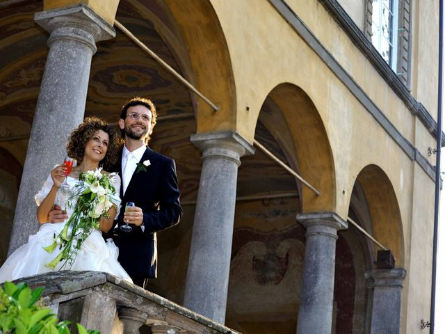 Il matrimonio di Isabella e Luca a Montecarlo, Lucca 2