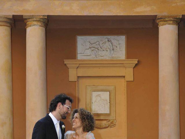 Il matrimonio di Isabella e Luca a Montecarlo, Lucca 47