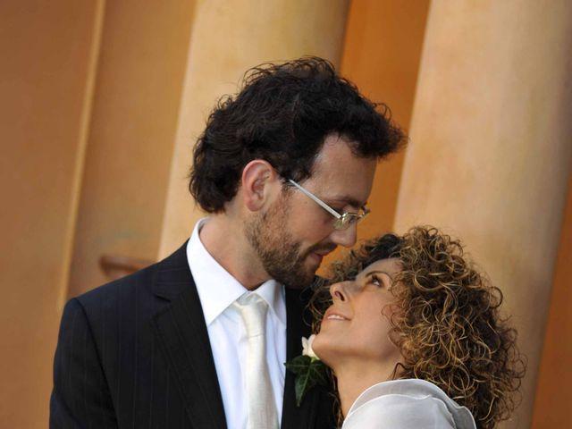 Il matrimonio di Isabella e Luca a Montecarlo, Lucca 49