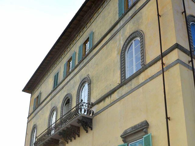 Il matrimonio di Isabella e Luca a Montecarlo, Lucca 50
