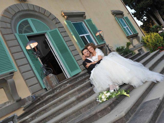 Il matrimonio di Isabella e Luca a Montecarlo, Lucca 51