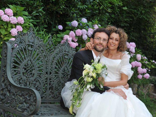 Le nozze di Luca e Isabella