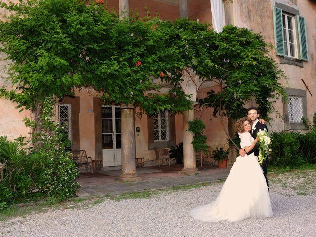 Il matrimonio di Isabella e Luca a Montecarlo, Lucca 59