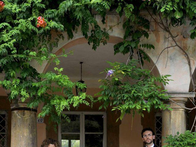 Il matrimonio di Isabella e Luca a Montecarlo, Lucca 60