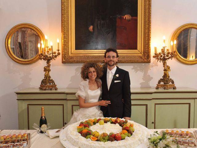 Il matrimonio di Isabella e Luca a Montecarlo, Lucca 70