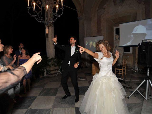 Il matrimonio di Isabella e Luca a Montecarlo, Lucca 73