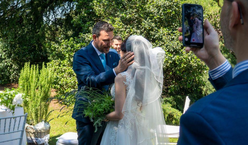 Il matrimonio di Luca e Linda a Erba, Como
