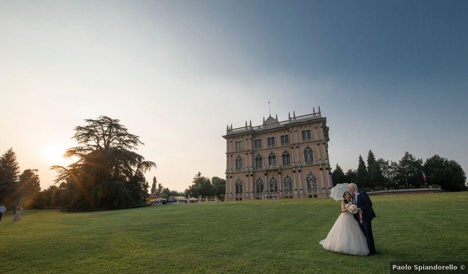 Il matrimonio di Renato e Alessandra a Varese, Varese