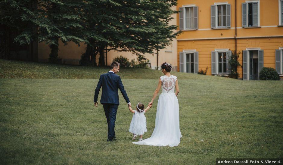 Il matrimonio di Matteo e Ilaria a Briosco, Monza e Brianza