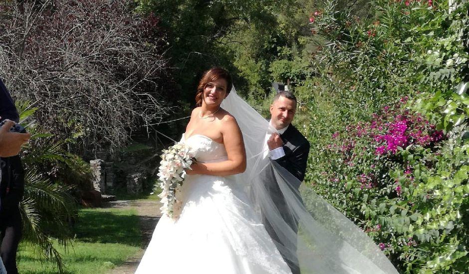 Il matrimonio di Tindaro e Nancy a Montagnareale, Messina