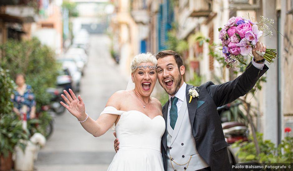 Il matrimonio di Francesco e Bex a Palermo, Palermo