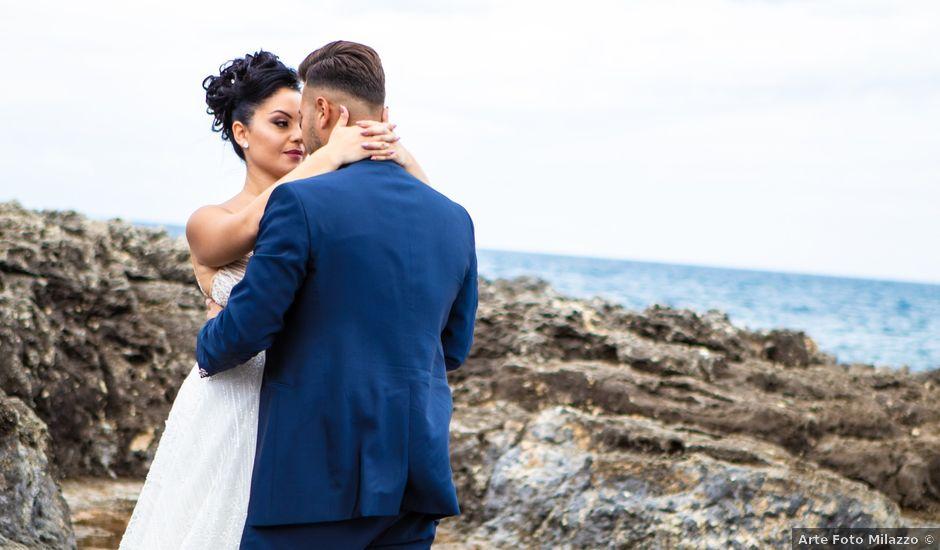 Il matrimonio di Simone e Valentina a Brucoli, Siracusa