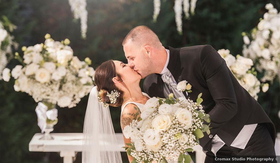 Il matrimonio di Andrea e Giorgia a Ameglia, La Spezia