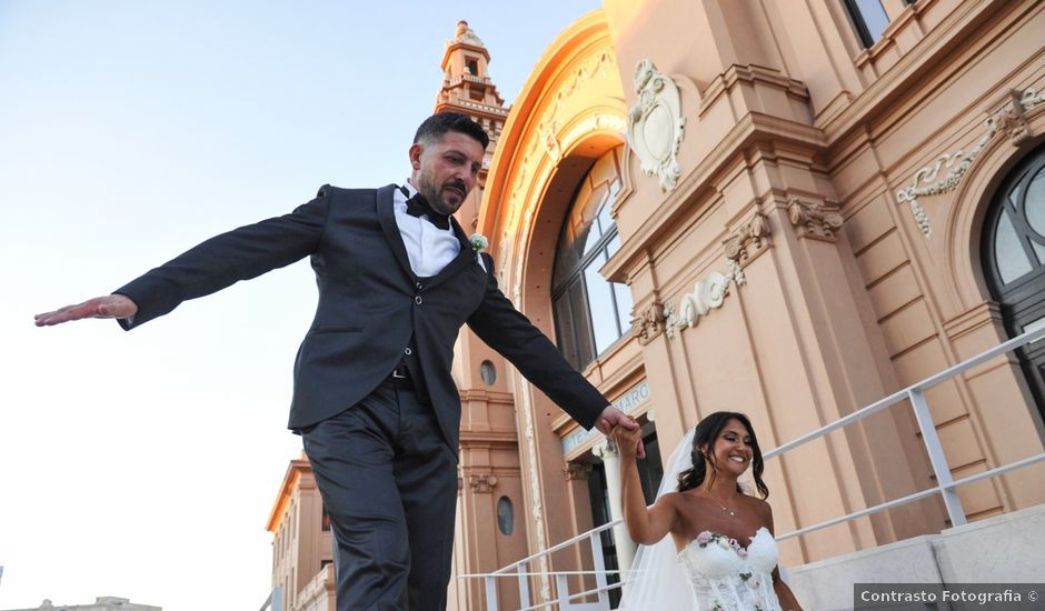 Il matrimonio di Valentina e Marco a Bari, Bari