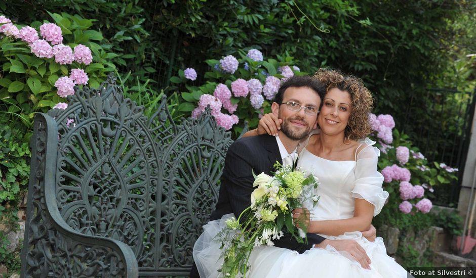 Il matrimonio di Isabella e Luca a Montecarlo, Lucca