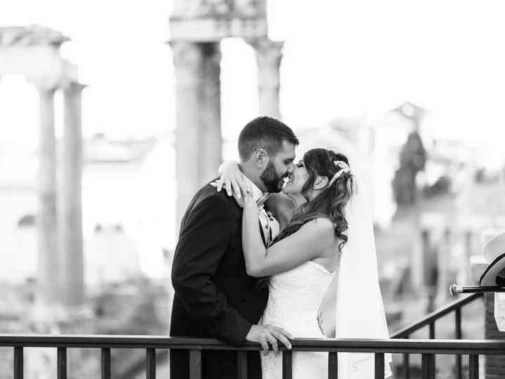 le nozze di Laura e Manuele