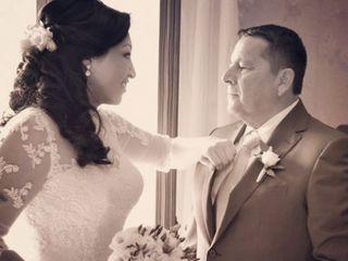 Le nozze di Sandra Elizabeth e Massimo 1