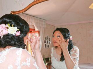 Le nozze di Sandra Elizabeth e Massimo 3