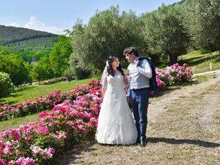 Le nozze di Sandra Elizabeth e Massimo