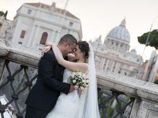 Le nozze di Melania e Cristian 1