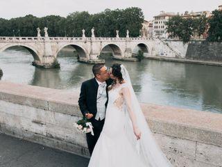 Le nozze di Melania e Cristian 3