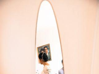 le nozze di Sara e Adrian 1