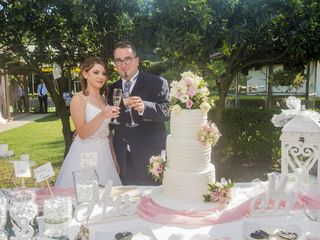 Le nozze di Emanuele e Ilenia