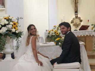 Le nozze di Margherita e Enrico