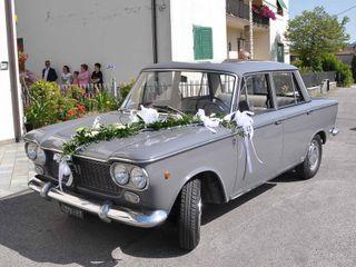 Le nozze di Alexandra e Francesco 3