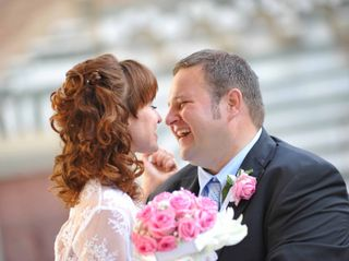 Le nozze di Alexandra e Francesco