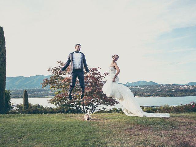 le nozze di Gaia e Emiliano