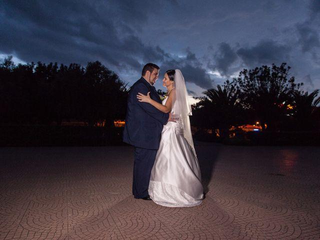 le nozze di Stefania e Danilo