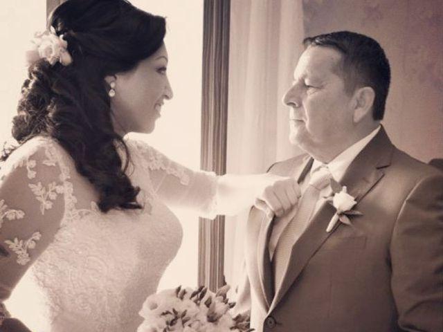 Il matrimonio di Massimo e Sandra Elizabeth a Roccantica, Rieti 4