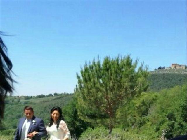 Il matrimonio di Massimo e Sandra Elizabeth a Roccantica, Rieti 9