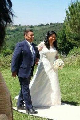 Il matrimonio di Massimo e Sandra Elizabeth a Roccantica, Rieti 10