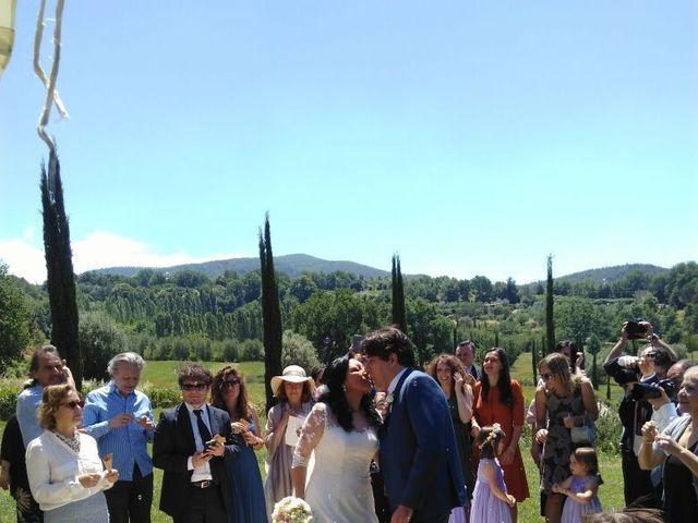 Il matrimonio di Massimo e Sandra Elizabeth a Roccantica, Rieti 17