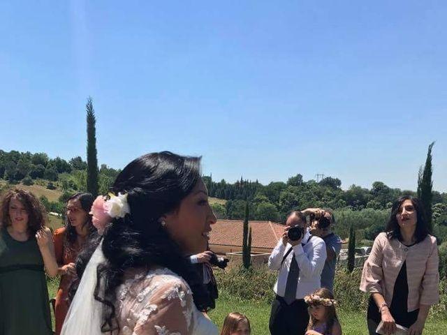 Il matrimonio di Massimo e Sandra Elizabeth a Roccantica, Rieti 18