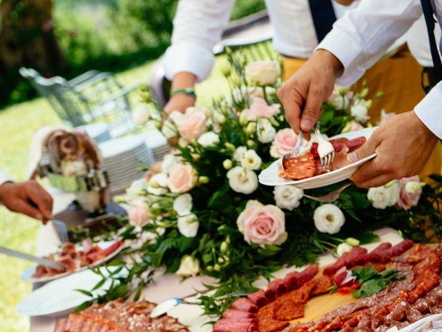 Il matrimonio di Massimo e Sandra Elizabeth a Roccantica, Rieti 22