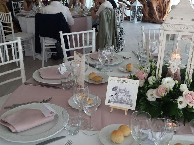 Il matrimonio di Massimo e Sandra Elizabeth a Roccantica, Rieti 24