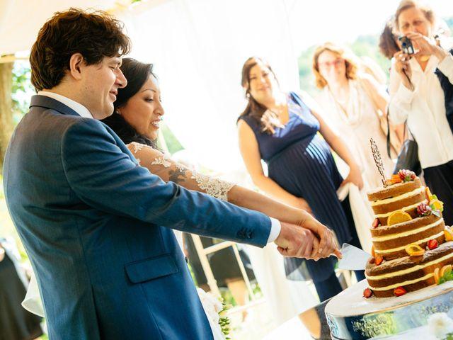 Il matrimonio di Massimo e Sandra Elizabeth a Roccantica, Rieti 26