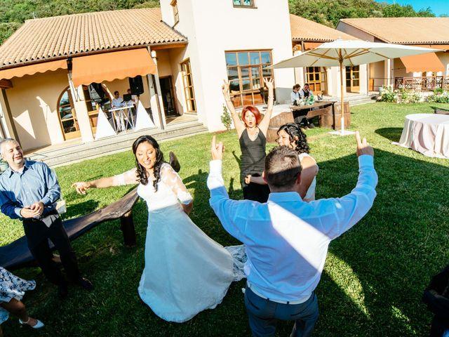 Il matrimonio di Massimo e Sandra Elizabeth a Roccantica, Rieti 28