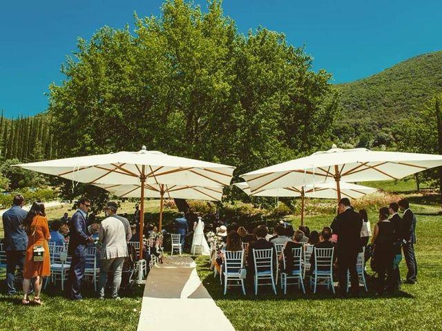 Il matrimonio di Massimo e Sandra Elizabeth a Roccantica, Rieti 14